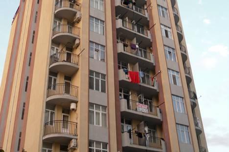 Сдается 3-комнатная квартира посуточно, Улице Инасаридзе.