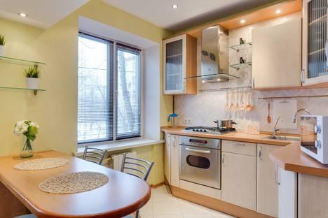 Сдается 2-комнатная квартира посуточно в Москве, Васильевская улица, 3.