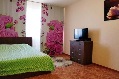 Сдается 1-комнатная квартира посуточно в Нижнекамске, ул. Менделеева.