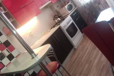 Сдается 3-комнатная квартира посуточно в Новополоцке, улица Василевцы, 20.