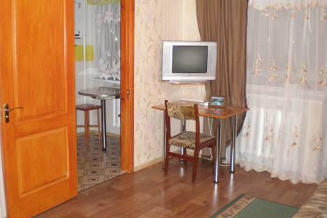Сдается 1-комнатная квартира посуточно в Миргороде, вулиця Гоголя, 137/8.