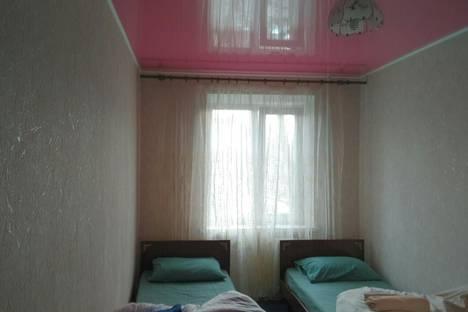 Сдается 2-комнатная квартира посуточно в Кривом Роге, Кривий Ріг, проспект Металургів, 31.