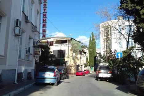 Сдается 1-комнатная квартира посуточно в Ялте, Республика Крым,улица Данченко, 3.
