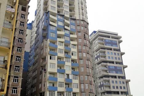 Сдается 2-комнатная квартира посуточно, Улице Инасаридзе 6.