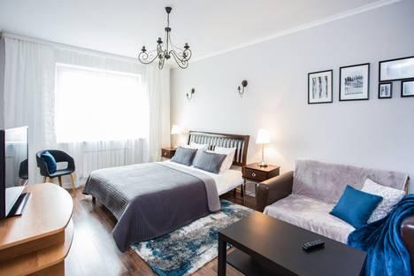 Сдается 1-комнатная квартира посуточно в Минске, проспект Машерова, 43.