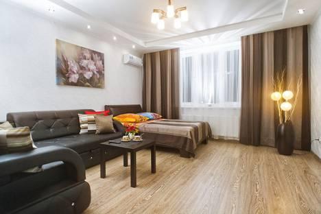 Сдается 2-комнатная квартира посуточно в Пензе, Тамбовская улица, 1.