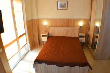 Сдается 1-комнатная квартира посуточно в Адлере, Большой Сочи, улица Кирова, 127.