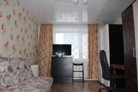Сдается 1-комнатная квартира посуточно в Мирном, улица Комсомольская, 2.