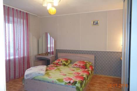 Сдается 2-комнатная квартира посуточно, Московский тракт, 62.