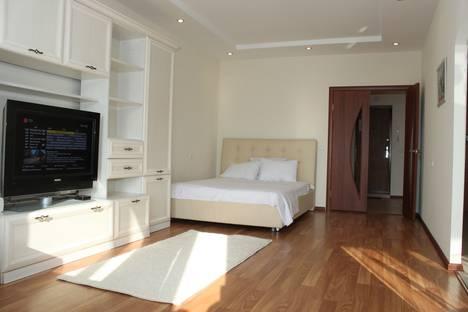 Сдается 1-комнатная квартира посуточно в Волгограде, проспект имени В.И. Ленина, 57.