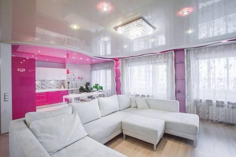 Сдается 1-комнатная квартира посуточно в Барнауле, улица Малахова, 119.