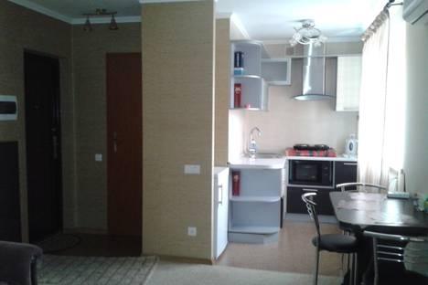 Сдается 1-комнатная квартира посуточно в Мелитополе, Мелітополь, вулиця Інтеркультурна, 143.