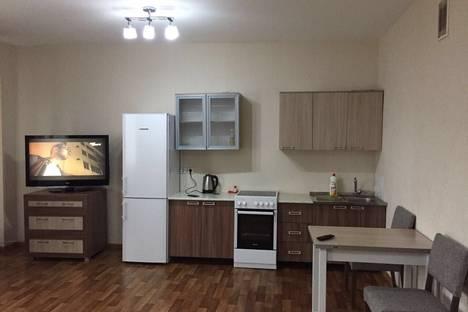 Сдается 1-комнатная квартира посуточно в Иркутске, улица Зверева, 1/3.