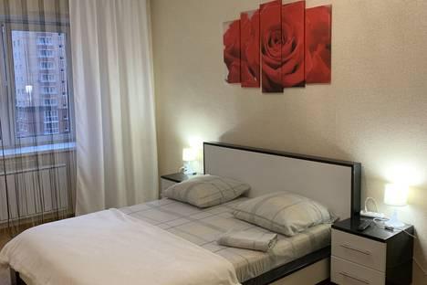 Сдается 3-комнатная квартира посуточно в Иркутске, улица Красноказачья, 80.