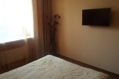 Сдается 2-комнатная квартира посуточно в Прокопьевске, улица Ноградская 15.