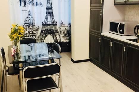 Сдается 1-комнатная квартира посуточно в Мысхако, ул. Шоссейная 29.