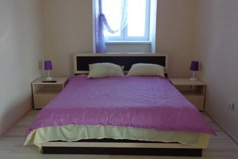 Сдается 2-комнатная квартира посуточно в Зеленоградске, ул Бровцева 11а.