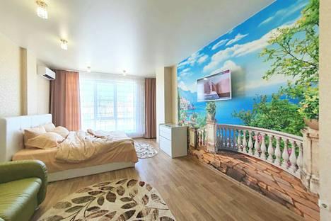 Сдается 1-комнатная квартира посуточно в Воронеже, проспект Революции 9а.