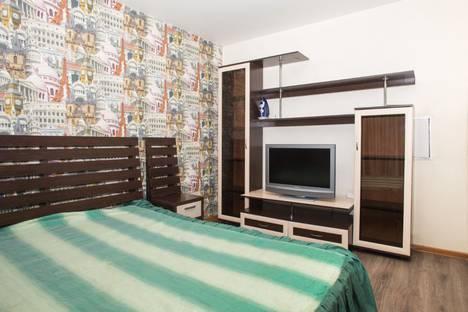 Сдается 1-комнатная квартира посуточно в Барнауле, Барнаул.советская 5.