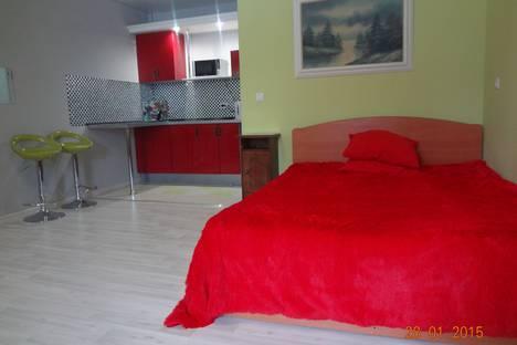 Сдается 1-комнатная квартира посуточно в Твери, Новошоссейная улица, 4.