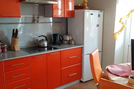Сдается 1-комнатная квартира посуточно в Уфе, улица Юрия Гагарина, 54.