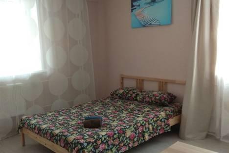 Сдается 2-комнатная квартира посуточно в Ижевске, Октябрьский, Северный переулок, 50.