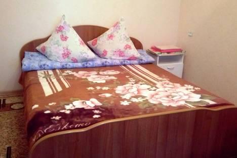 Сдается 1-комнатная квартира посуточно в Когалыме, ул. Молодежная, дом 30.