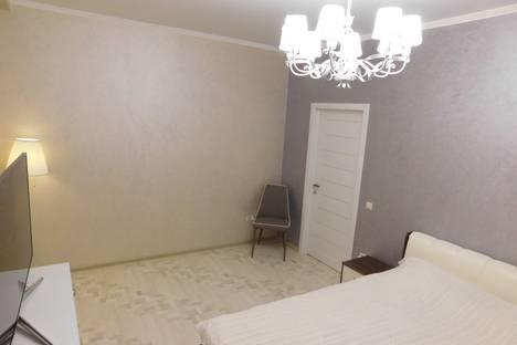 Сдается 1-комнатная квартира посуточно в Пятигорске, улица Академика Павлова, 14.