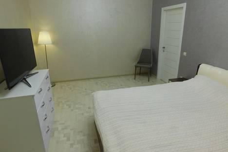 Сдается 1-комнатная квартира посуточно в Пятигорске, улица Академика Павлова, 14. Цветник, Радон.