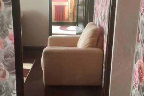 Сдается 3-комнатная квартира посуточно в Северодвинске, Железнодорожная улица, 23А.