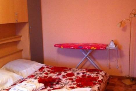 Сдается 2-комнатная квартира посуточно в Норильске, Ленинский проспект, 45.