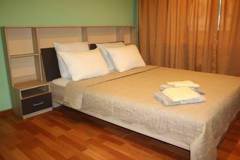 Сдается 3-комнатная квартира посуточно в Норильске, улица Кирова, 28.