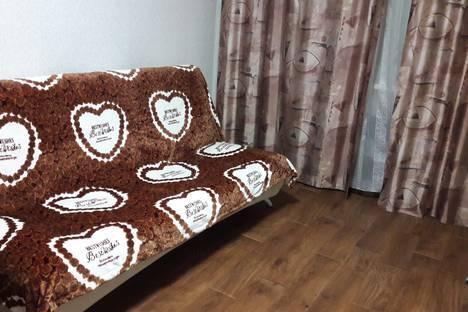 Сдается 1-комнатная квартира посуточно в Норильске, улица Кирова, 38.