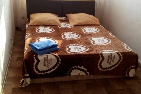 Сдается 2-комнатная квартира посуточно в Норильске, Комсомольская улица, 44.