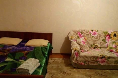 Сдается 1-комнатная квартира посуточно в Норильске, Ленинградская улица, 16.