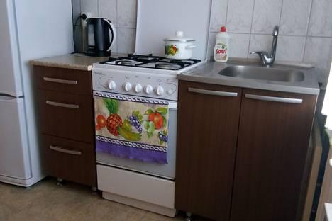 Сдается 1-комнатная квартира посуточно в Несвиже, улица Чапаева.