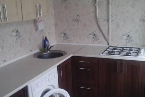 Сдается 1-комнатная квартира посуточно в Макеевке, Макіївка, Театральна вулиця.