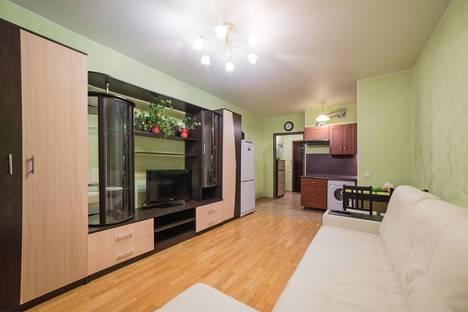 Сдается 1-комнатная квартира посуточно, Варшавская улица, 19 корпус 5.