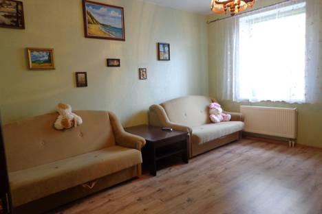Сдается 1-комнатная квартира посуточно в Зеленоградске, Калининградская область,ул. Московская, д. 66.
