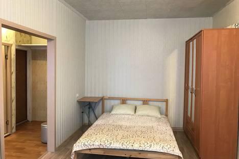 Сдается 1-комнатная квартира посуточно в Кировске, ул. Олимпийская, д.36.