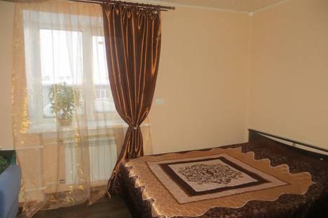 Сдается 1-комнатная квартира посуточно в Кировске, улица Мира, 3.