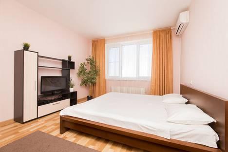 Сдается 1-комнатная квартира посуточно в Нижнем Новгороде, улица Волжская набережная, 25.