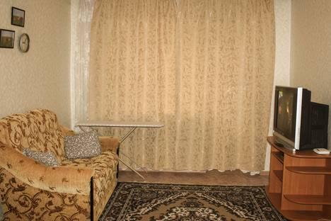 Сдается 1-комнатная квартира посуточно в Элисте, улица Клыкова, 12 А.
