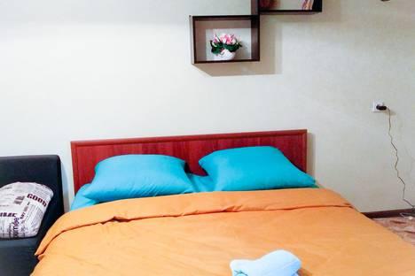 Сдается 1-комнатная квартира посуточно в Барнауле, Социалистический проспект, 124.