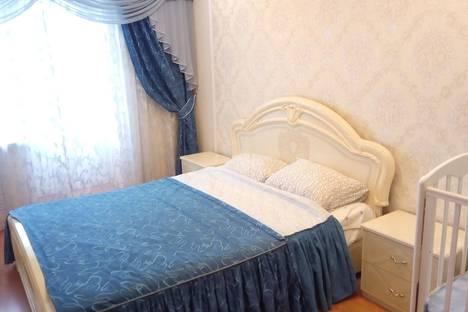 Сдается 2-комнатная квартира посуточно в Калуге, улица Тульская, 13Б.