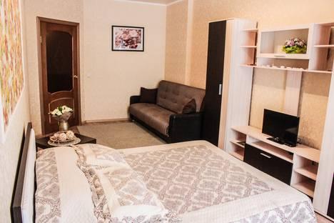 Сдается 1-комнатная квартира посуточно в Краснодаре, ул. Восточно-Кругликовская 30/2.