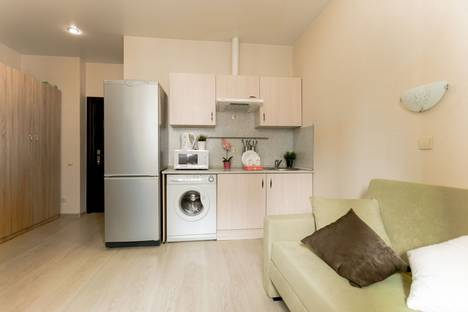 Сдается 1-комнатная квартира посуточно в Химках, улица 9-го Мая, 4А корпус 1.