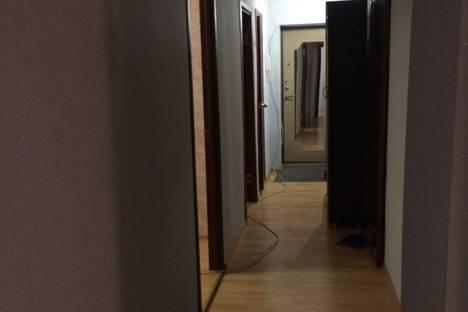 Сдается 3-комнатная квартира посуточно в Ижевске, ул. Пушкинская, д. 224.