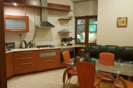 Сдается 3-комнатная квартира посуточно в Минске, улица Карла Маркса, 17.