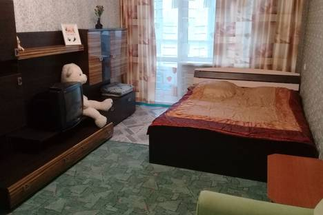 Сдается 1-комнатная квартира посуточно в Томске, улица Иркутский тракт, 44.